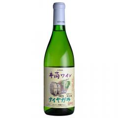 酸化防止剤無添加ワイン ナイヤガラ白甘口