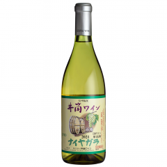 酸化防止剤無添加ワイン ナイヤガラ白辛口